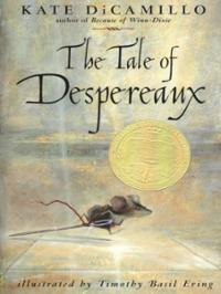 Kate Dicamillo The Tale Of Despereaux Tale of Despere...